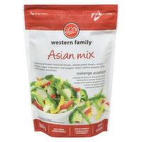 Western Family - Frozen Vegetables - Asian Mix, 500 Gram