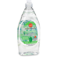 Western Family Western Family - Envirowise Dish Soap - Free & Clear, 532 Millilitre