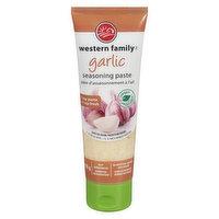 Western Family - Garlic Seasoning Paste, 115 Gram