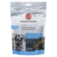 Contains chondroitin sulfate & glucosamine to promote healthy joints & bones. Small batch, kettle cooked, grain free. For dogs of all sizes. 60% pork liver.