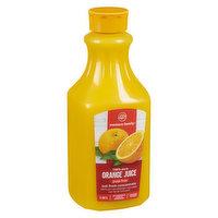 Western Family Western Family - Orange Juice Pulp Free, 1.54 Litre
