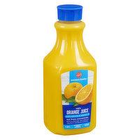 Western Family Western Family - Juice - 100% Pure Orange Juice w Calcium & Vit D, 1.54 Litre