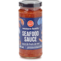 Western Family - Seafood Cocktail Sauce, 250 Millilitre