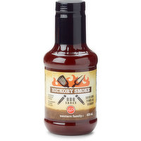 Westren Family - Hickory BBQ Sauce, 425 Millilitre