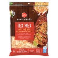 Western Family - Shredded Chesse Blend - Tex Mex