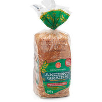 Western Family - Bread - Ancient Grains Traditional Style Loaf
