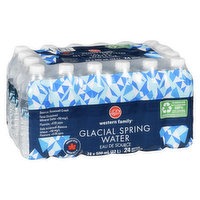 Western Family - Glacial Spring Water