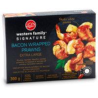 Western Family - Bacon Wrapped Prawns, 300 Gram