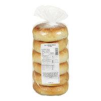Bake Shop - Multigrain Bagels, 6 Each