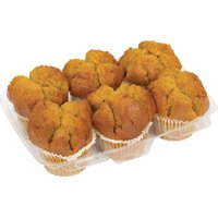 Bake Shop - Gourmet Pumpkin Muffins