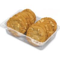 English Bay - White Chocolate Macadamian Cookies, 12 Each