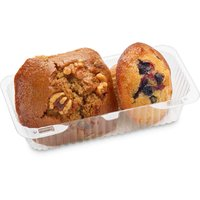 Bake Shop Bake Shop - Muffins, 2 Each