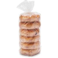 Bake Shop - Blueberry Bagels, 6 Each