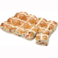 Bake Shop - Hot Crossed Buns O/K