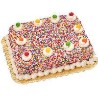 Bake Shop - Celebration Cake - Vanilla