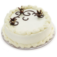 Save-On-Foods - White Swirl Occasion Cake