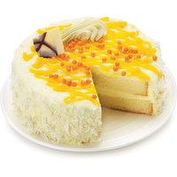 Bake Shop - Mango Passion  2 Layer Cake - 6 Inch