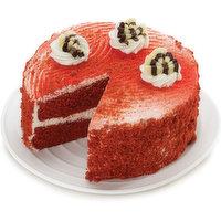 Bake Shop - Red Velvet  2 Layer Cake - 6 Inch