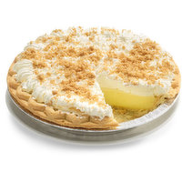 Hand Crafted Delicately Flavored, Rich Cream Filling Using Natural Banana Extract, Topped with Whipped Cream Blend.