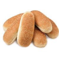 Bake Shop - Hot Dog Buns Sesame