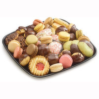 Pastry Assorment - Platter Pastry Tray 40pc, 40 Each