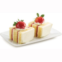 Bake Shop - XA Strawberry Shrtck Slices 425g