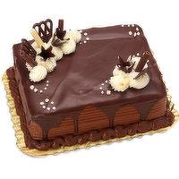 Bake Shop - Celebration Cake Chocolate - 6x8in
