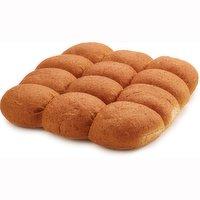 Bake Shop - 100% Whole Wheat Dinner Buns, 12 Each