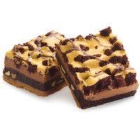 Bake Shop - Peanut Butter Stack Brownie