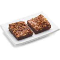 Bake Shop - Pecan Caramel Brownies
