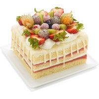 Bake Shop Bake Shop - Strawberry Whip Cream Cake, 1 Each