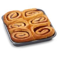 Bake Shop - Un-iced Cinnamon Buns