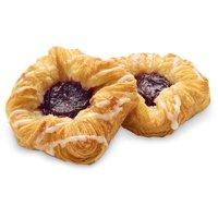 Bake Shop - Blueberry Crown Danish
