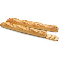 Traditional French baguette is the perfect marriage of crust and crumb.A long fermentation period and Baking method creates a perfectly crisp golden crust.<br />