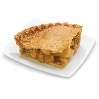 Baked in store. A perfect blend fresh apple slices with cinnamon and sugar then baked in flaky, made-from-scratch crust. Just slice and serve or warm it up and add a scoop of vanilla ice cream.