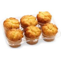 Bake Shop - Peach Cobbler Muffins