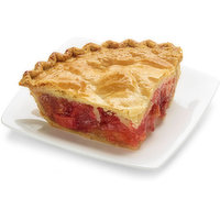 Bake Shop Bake Shop - Strawberry Rhubarb Pie Slice, 1 Each