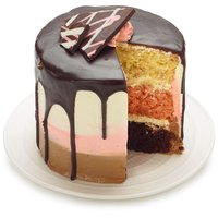 Bake Shop Bake Shop - Signature Neapolitan Cake, 1 Each