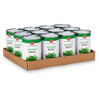 Western Family - Peas, Assorted