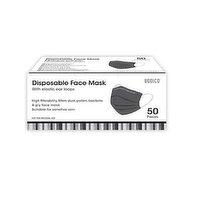 Bodico - Disposable Face Mask 4-ply, 50 Each