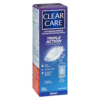 Clear Care - Triple Action Cleaning