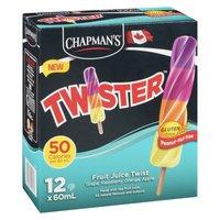 Chapmans - Fruit Juice Twisters