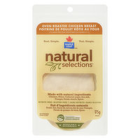 Natural Selections Natural Selections - Oven Roasted Chicken Breast, 175 Gram