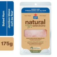 Natural Selections - Baked Ham