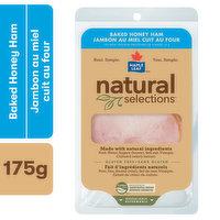 Natural Selections - Baked Honey Ham