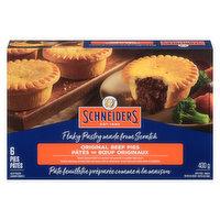 Schneiders - Original Beef Pie