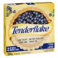 Tenderflake - Pie Shells, 2 Each