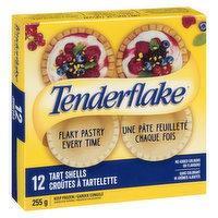 Tenderflake Tenderflake - Tart Shells, 12 Each