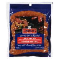 Schneiders Schneiders - Spicy Sicilian Sausages, 375 Gram