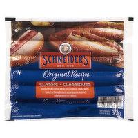 Schneiders - All Pork Sausages Original Recipe, 375 Gram